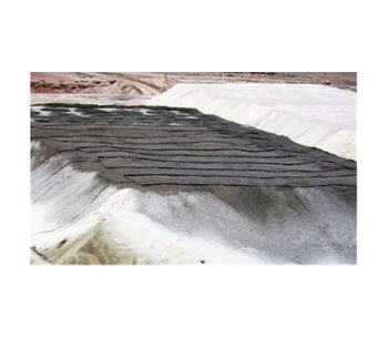 Water filtration systems for heap leaching in the mining industry - Mining