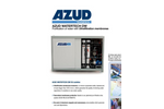 Azud Watertech - Model DW DU - Purification of Water With Ultrafiltration Membranes Brochure
