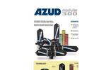 AZUD Modular 300 Spiral Clean Filter - Brochure