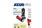 AZUD HELIX DLP Automatic Disc Filters - Brochure