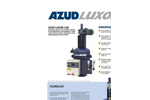AZUD LUXON LDB Automatic Screen Filters - Brochure