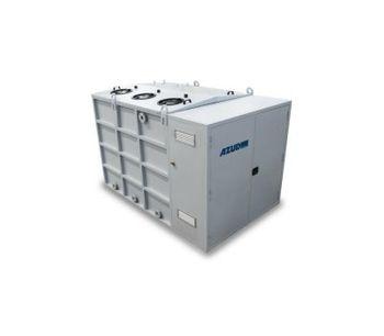 AZUD WATERTECH - Model WW - MBBR Wastewater Treatment Plant