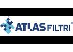 Atlas Filtri - Model PLUS 3P SX SANIC - Bacteriostatic Filters