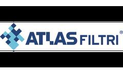 Atlas Filtri - Model MARS - Iron Removers