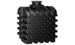 Delphin - Model Cube - Compact Wastewater Treatment Plants