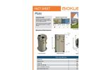 Biokube - Model Pluto - Packaged Wastewater Treatment Plants - Brochure