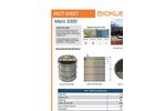 BioKube - Model Mars 5000 - Packaged Wastewater Treatment Plants - Datsheet