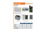 BioKube - Model Jupiter - Decentral Wastewater Treatment Plants - Datasheet