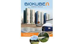 BioKube Company Profile - Brochure