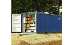 BioContainer BioMax - Containerized Sewage Wastewater Treatment Plant