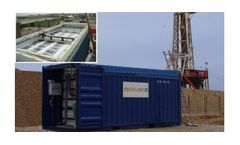 BioKube - Containerized Sewage Treatment Plants (STP) for Oil and Mining Camps