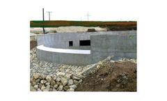 Rainwater Retention Tanks