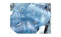 20 Litre Water Cooler Bottles