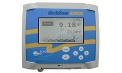Model ACTEON 2051 - Suspended Solids And Temperature Measurement Field Transmitter (Self- Cleaning)