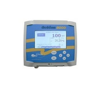 ACTEON - Model 2020 - Oxydo-Reduction Potential And Temperature Field Transmitter