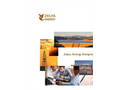 Zelya Energy Company Profile Brochure