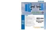 C.E.M. - Model D-R 290 - Opacity Monitor - Brochure