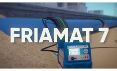 Teaser - The new FRIAMAT 7 - Video