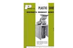 Plastic Shredder Model 315 Brochure