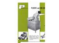 Model 320/325 - Plastic and Can Shredder