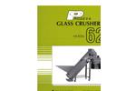 Glass Crusher Model 620 Brochure