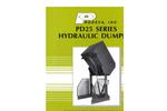 Hydraulic Dumper PD25 Series Brochure