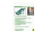Grinder Feed Conveyor Brochure