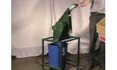Prodeva, Inc. Model 108 Can Crusher Video