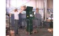 Prodeva, Inc. Model 150 Crusher Video