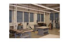Panl-Sorb - Acoustical Metal Panel
