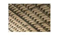 Bafl-Sorb - Sound Absorbing Ceiling Baffles