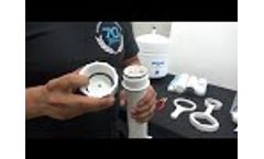 How To Replace A Reverse Osmosis Filter | 10 easy steps Video