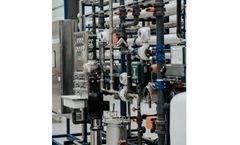 DelcoWater - Model MTU - Reverse Osmosis & Nanofiltration Unit
