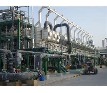 Desalination Thermal  Multi Stage Flash Technology (MSF) - Water and Wastewater - Water Treatment