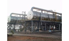 Desalination Thermal  Multiple Effect Distillation (MED)