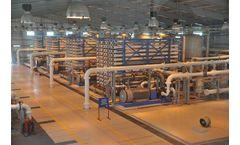 Desalination -Membrane Seawater Reverse Osmosis (SWRO)