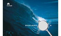 Aquatech Desalination Brochure