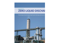 Aquatech Zero Liquid Discharge Brochure