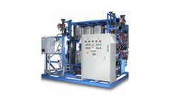Watertrak - Electrodeionization (EDI) Process