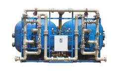 Watertrak - Seawater Media Filter