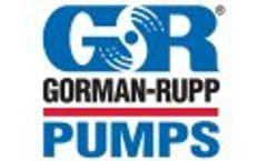 Gorman-Rupp Tankleenor Petroleum Tank Cleaning System Video