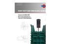AWWA - Model C560 - Heavy Duty Cast Slide Gates Brochure