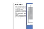 Stop Gates Brochure