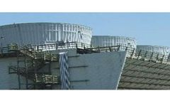 Cooling Tower, algae and biofilm control