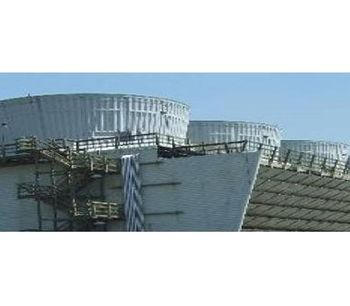 Cooling Tower, algae and biofilm control - Monitoring and Testing - Waste Monitoring and Testing