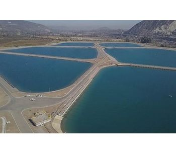 LG Sonic part of Aguas Andinas' water infrastructure for adapting to climate change