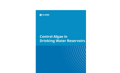 White Paper: Control Algae in Drinking Water Reservoirs