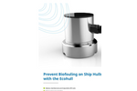 Prevent Biofouling on Ship Hulls with the Ecohull - Brochure