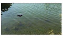 LG Sonic - Model e-line - Solution for Controlling Algae in Ponds