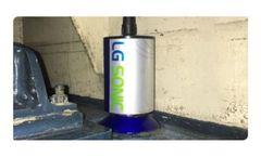 LG Sonic - Model Industrial Line - Solution for Preventing Biofouling